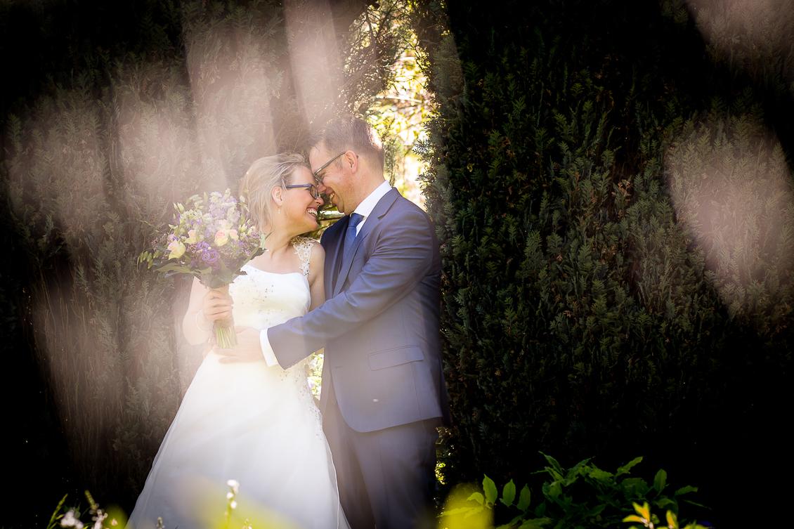 bruidsfotografie landgoed Klarenbeek