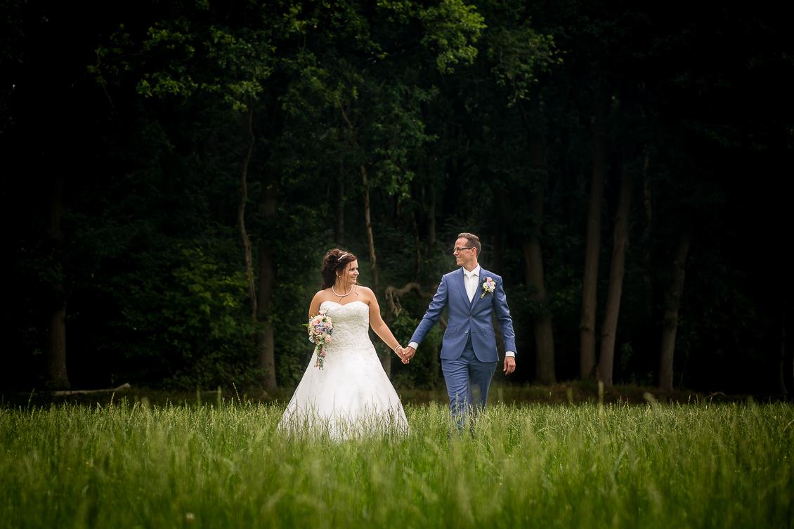 Bruidsfotografie Landgoed Schovenhorst